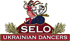 Selo Ukrainian Dancers Logo